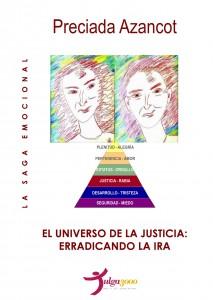 EL UNIVERSO DE LA JUSTICIA - PRECIADA AZANCOT - CUBIERTA