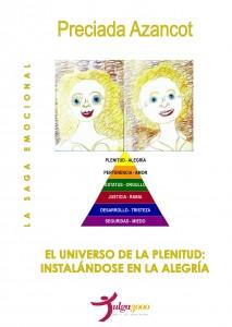 EL UNIVERSO DE LA PLENITUD - PRECIADA AZANCOT - CUBIERTA