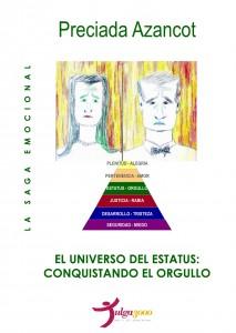 EL UNIVERSO DEL ESTATUS - PRECIADA AZANCOT - CUBIERTA