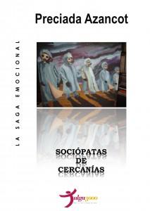 SOCIOPATAS DE CERCANIAS - PRECIADA AZANCOT - CUBIERTA